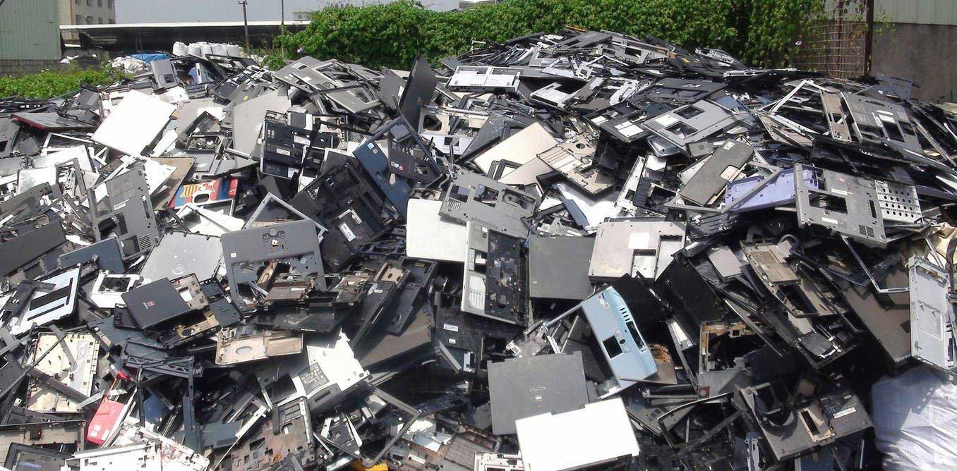 5 Ways You Can Stop Your E Waste From Illegal Export Total Green Scrap Printed Circuit Board Recycling Equipment Professional