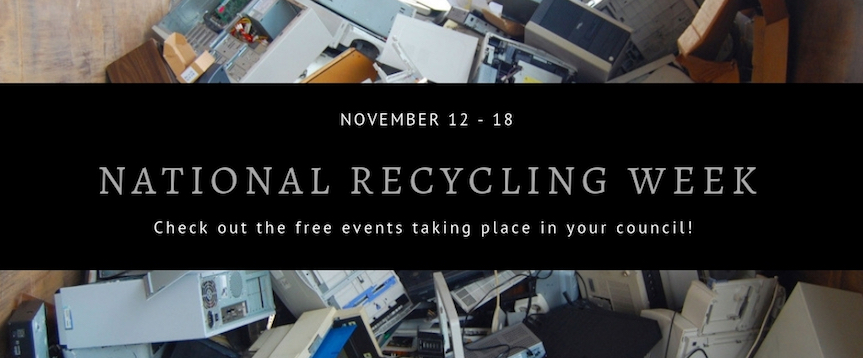 National Recycling Week 2018