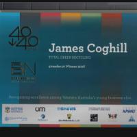 40 under 40 Wubber 2016 - James Coghill