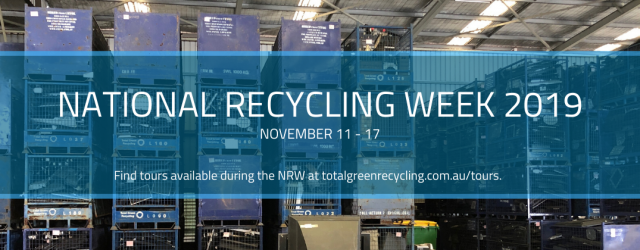 National Recycling Week 2019
