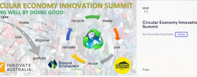 Circular Economy Innovation Summit