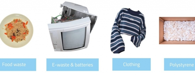 6 things to keep out of recycling