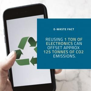 E-waste fact quote